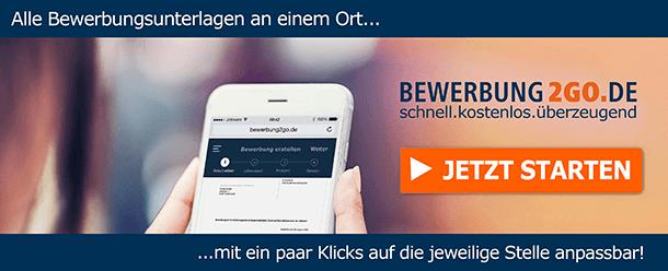 Onlinebewerbung Jobware